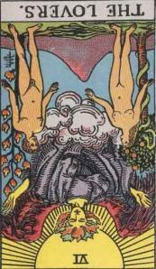 The Lovers reversed