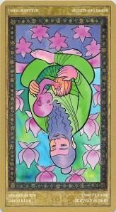 King of Chalices--Yoga Tarot