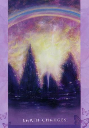 Earth Changes--Universal Wisdom deck