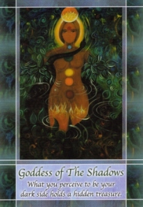 Goddess of Shadows