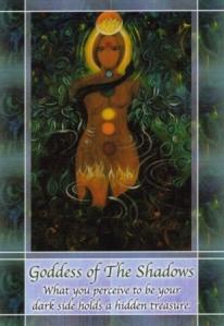 Goddess of Shadows