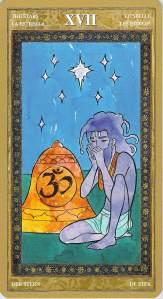The Stars--Yoga Tarot