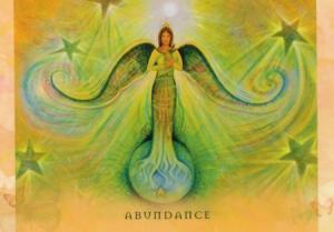 Abundance--Universal Wisdom by Toni Carmine Salerno