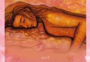 Rest -- Universal Wisdom deck