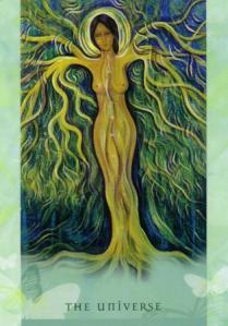 The Universe--Universal Wisdom deck
