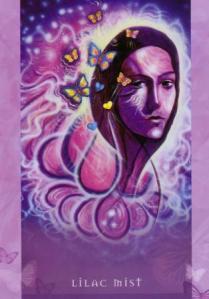Lilac Mist--Universal Wisdom deck