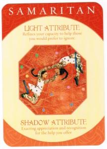 Samaritan--Archetype Cards by Carolyn Myss