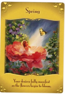 Spring--from Magical Messages from the Fairies by Doreen Virtue