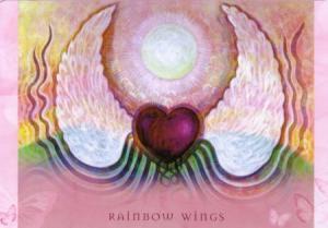 Rainbow Wings--Universal Wisdom deck