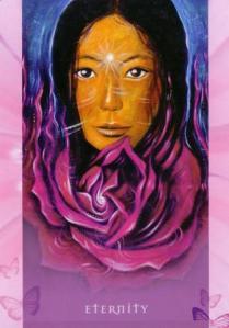 Eternity -- Universal Wisdom Oracle