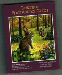 Children's Spirit Animal Cards -- Steven Farmer