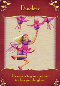daughter -- Magical Messages from the Fairies