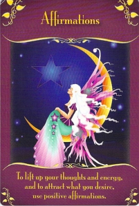 Affirmations -- Magical Messages from the Fairies