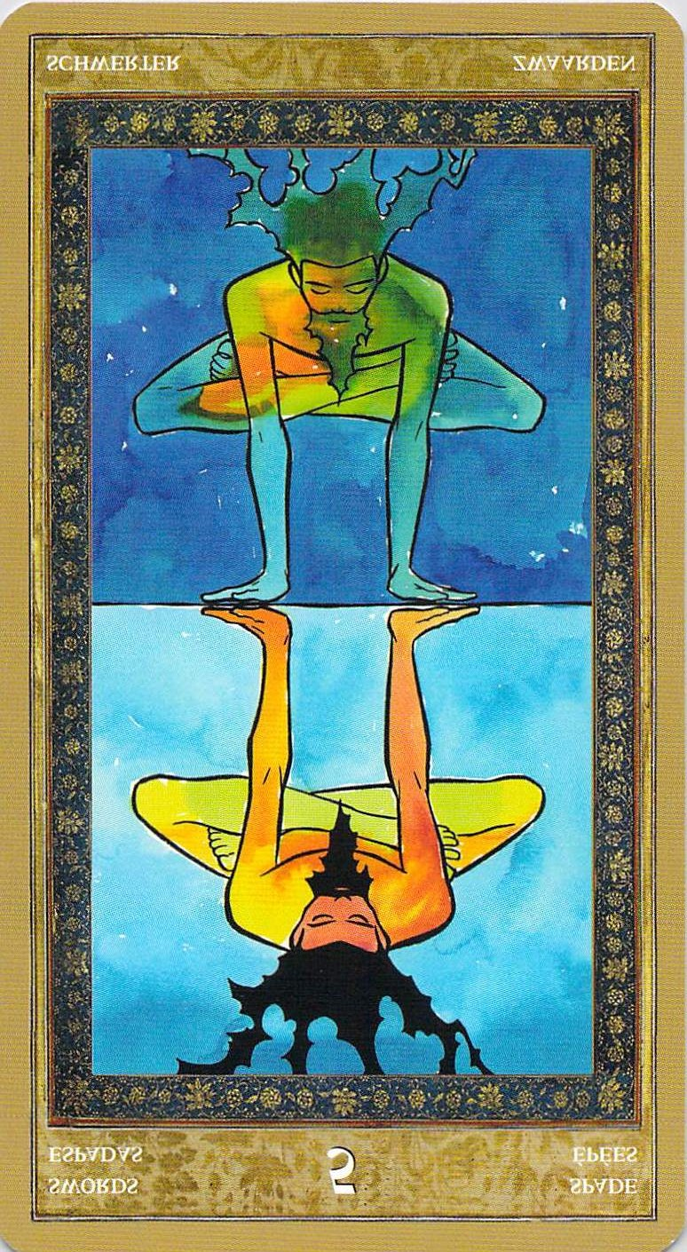 Tarot Salve: Health Concerns: Stress And Recurring Inflammation