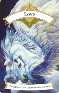 Love, Doreen Virtue's Magical Unicorns Oracle Deck
