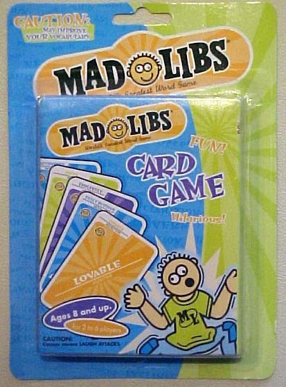 Tarot Salve: Tarot With Mad Libs: Don't Tell Your Grandmother What To
