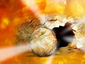 """Resurrection,"" from Biblepictures.net"