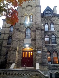 DeKoven Center, in Racine -- a magical (and haunted!) place to go on retreat