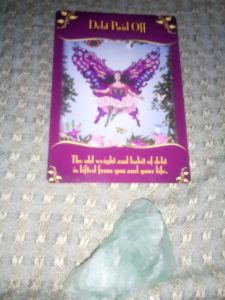 Debt Paid Off, Magical Messages from the Fairies, Doreen Virtue