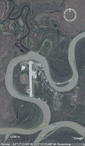 aerial view of McGrath