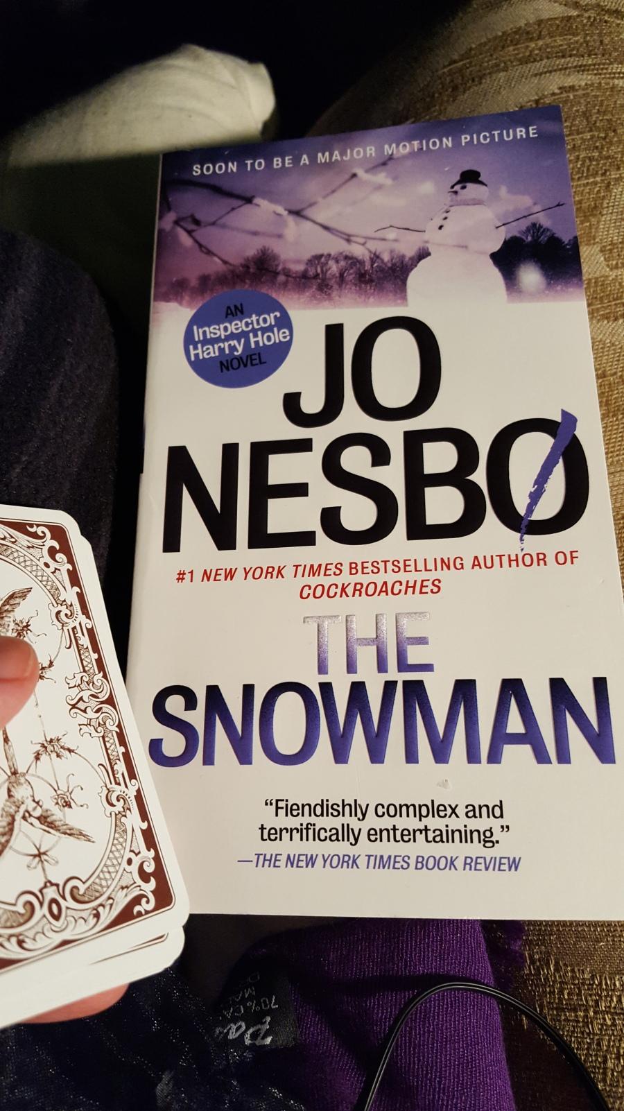 Jo Nesbo, The Snowman
